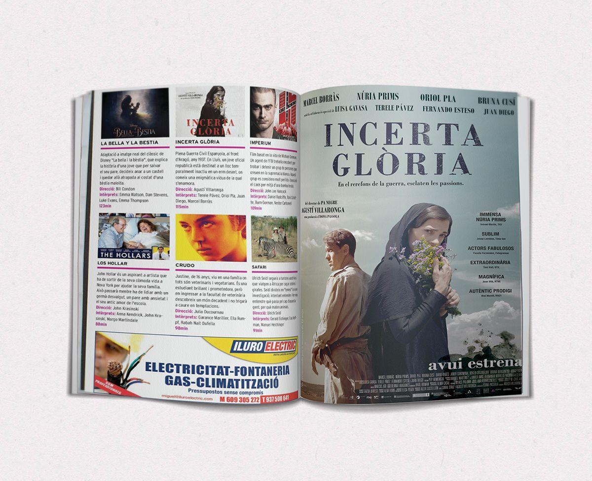 El éxito de Incerta Gloria